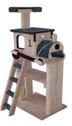 Choo-Choo Cat Trees