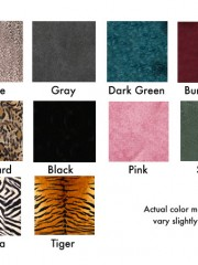 Cat Condo Color Chart