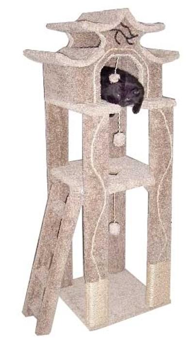 pagoda cat furniture