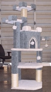 Castle Cat Tower Cat Tree