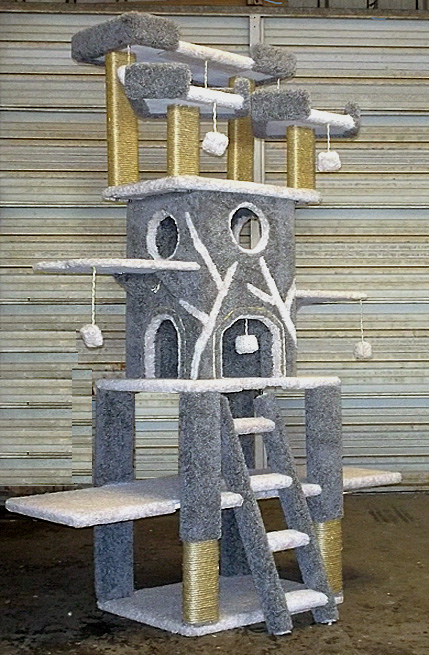 Cat Tree-Cat Furniture-Custom cat trees