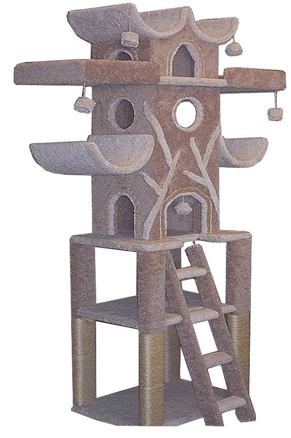 handmade cat tree custom cat trees playtimeworkshop 6655