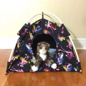 1-Pink-Panther-Modern-Cat-Tent