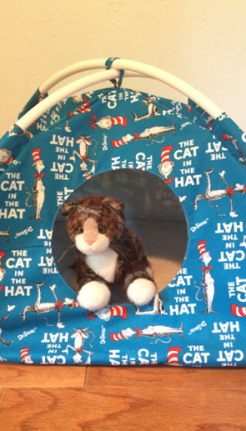 cat in the hat cat tent