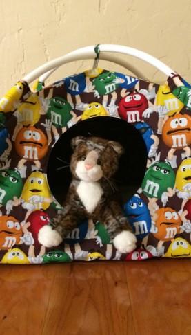 m@m cat tent
